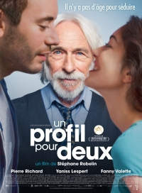 October 10 @6:30pm - Mr. Stein goes online (Un profil pour deux)